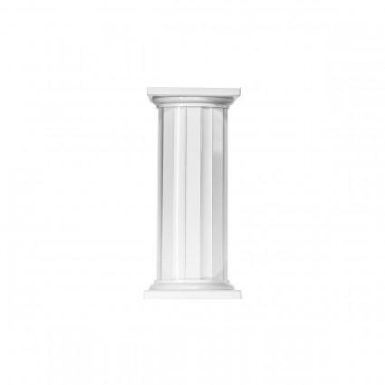 MIRIK-Columns_rond-Blanc